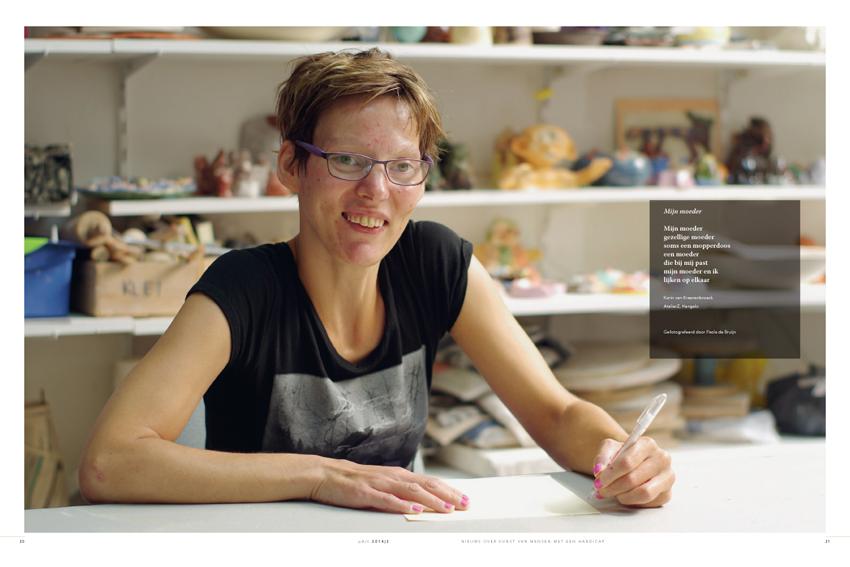 Karin Kraenenbroeck||pArt 2014-2