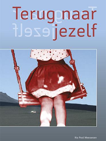Ria Pool Meeuwsen van WerkMetLef heeft het kunstwerk Meisje op Schommel als omslagillustratie toegepast voor haar boek. Terug naar jezelf wordt uitgegeven door La Scuola, Academie voor Levenskunst, vrijplaats voor levensvragen en zingeving.