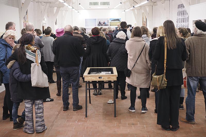 van origine|| Project Identitijd || Opening expositie || 3 februari - 10 maart 2018