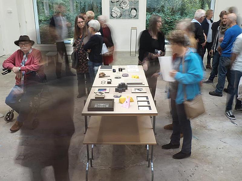 Identitijd|| Eindexpositie bij KIK in Kolderveen